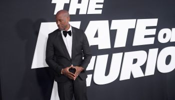 'The Fate Of The Furious' New York Premiere