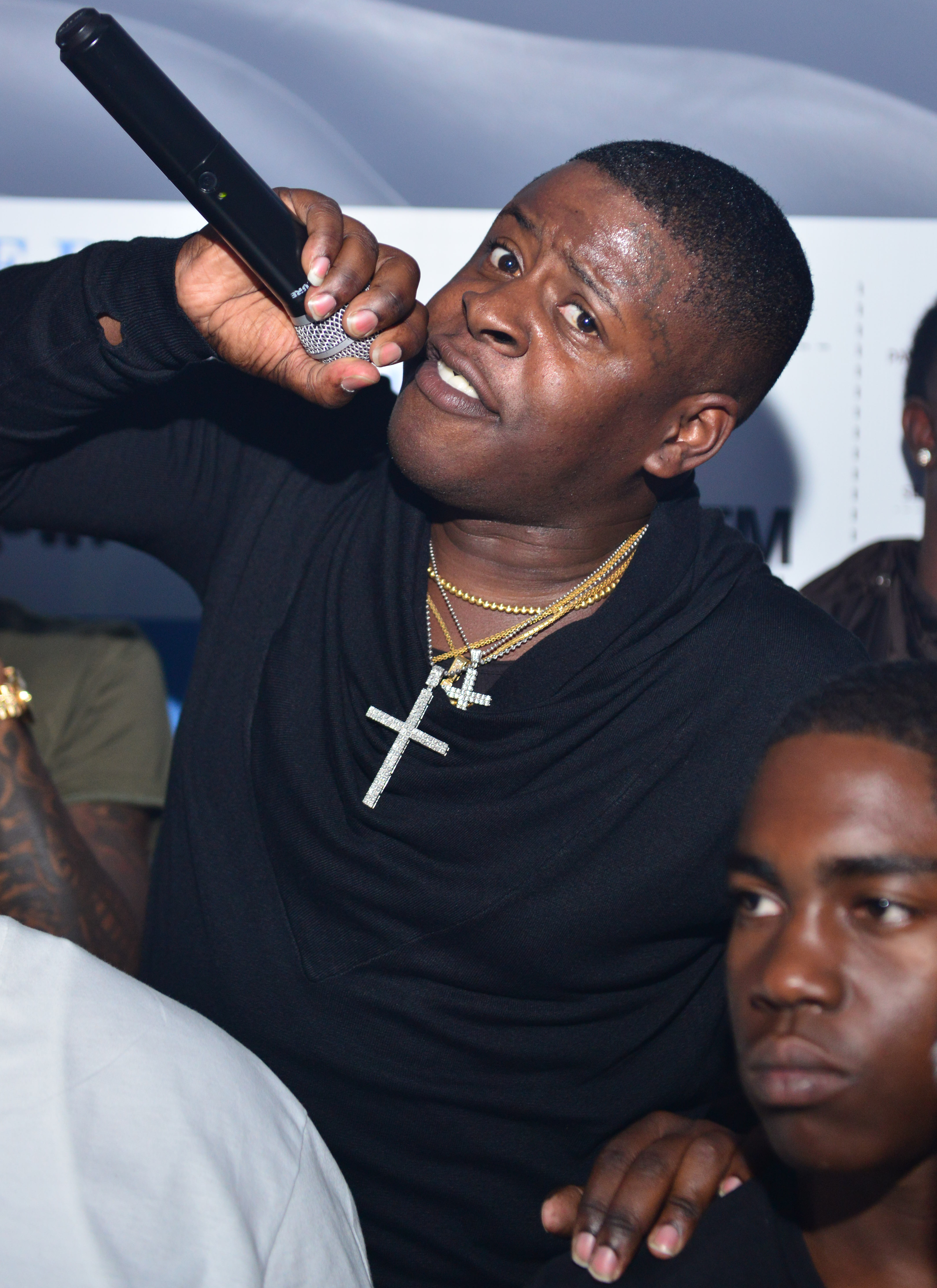 Yo Gotti & The Whole CMG Family Host The BET Hip Hop Awards Pre Party At Cirque Lounge