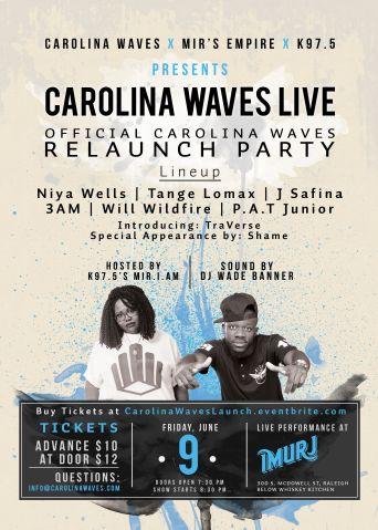 Carolina Waves Flyers