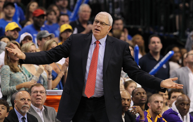 Los Angeles Lakers v Dallas Mavericks - Game Four