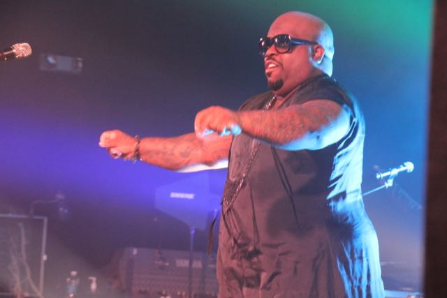 CeeLo Concert In Charlotte