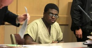 Kodak Black in Ccourt