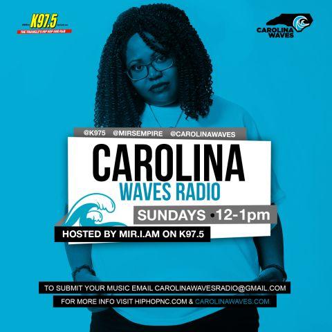 Carolina Waves Promo Flyers
