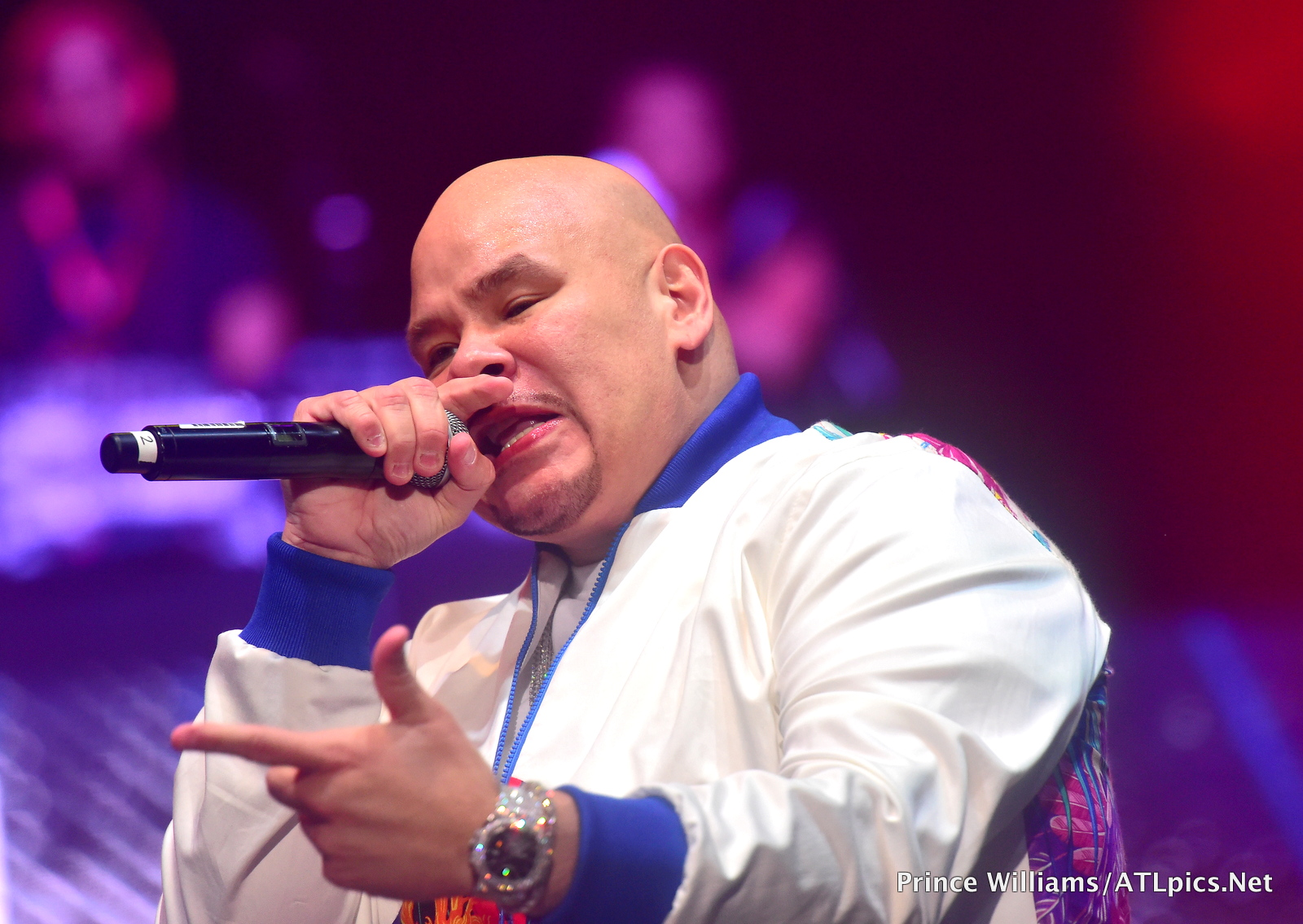 Fat Joe at #BirthdayBashATL2017