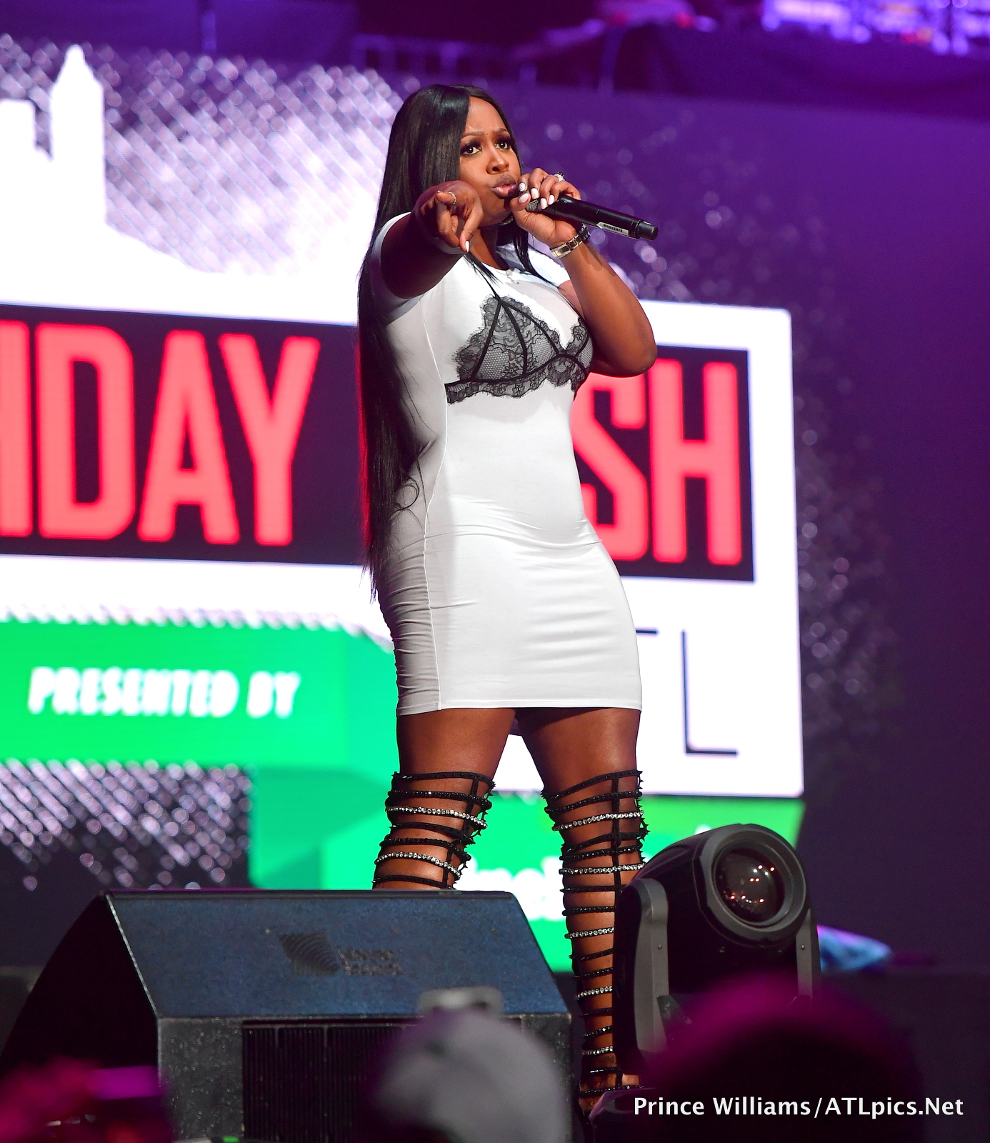 Remy Ma at #BirthdayBashATL2017