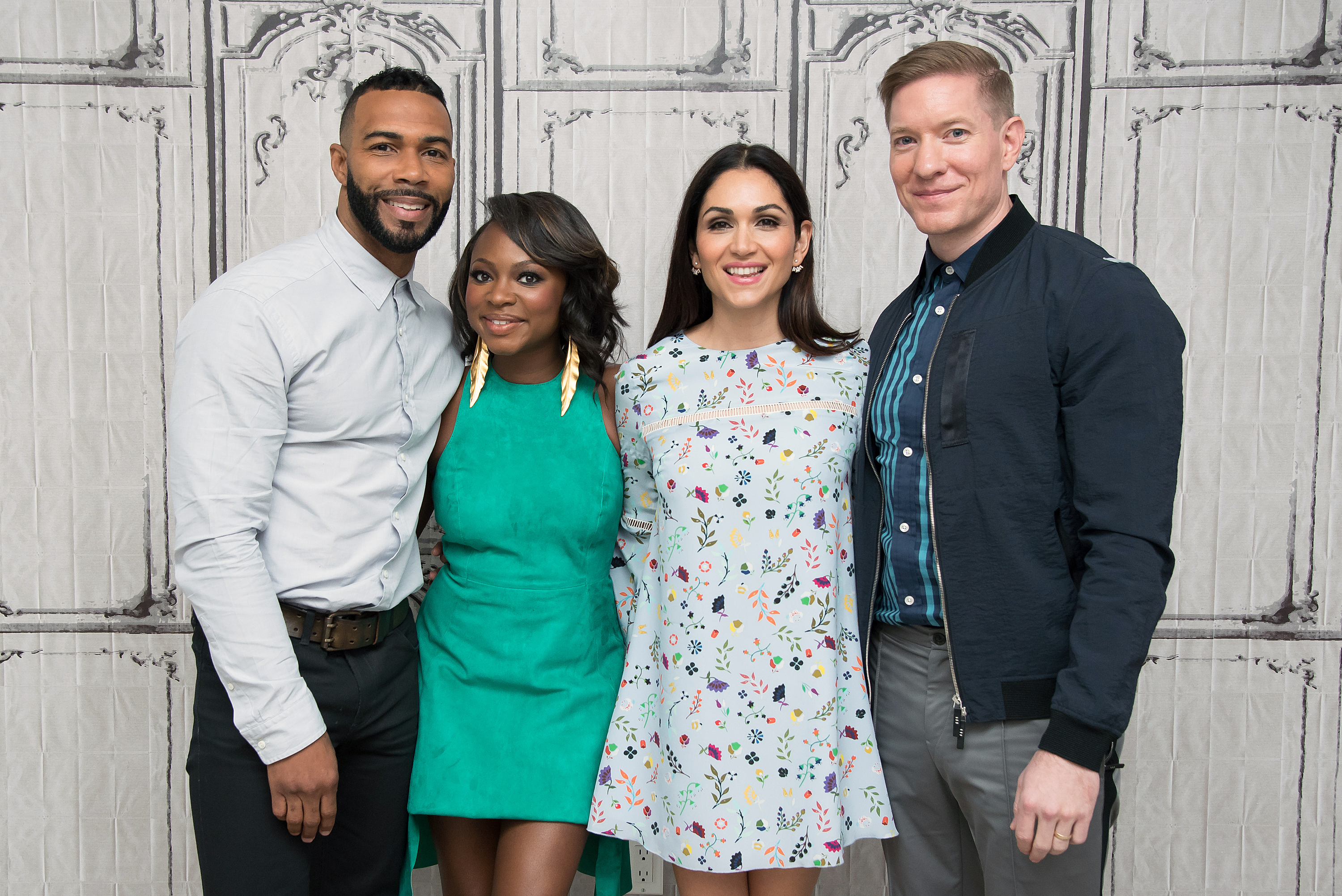 AOL Build Speaker Series - Omari Hardwick, Naturi Naughton, Lela Loren and Joseph Sikora, 'Power'