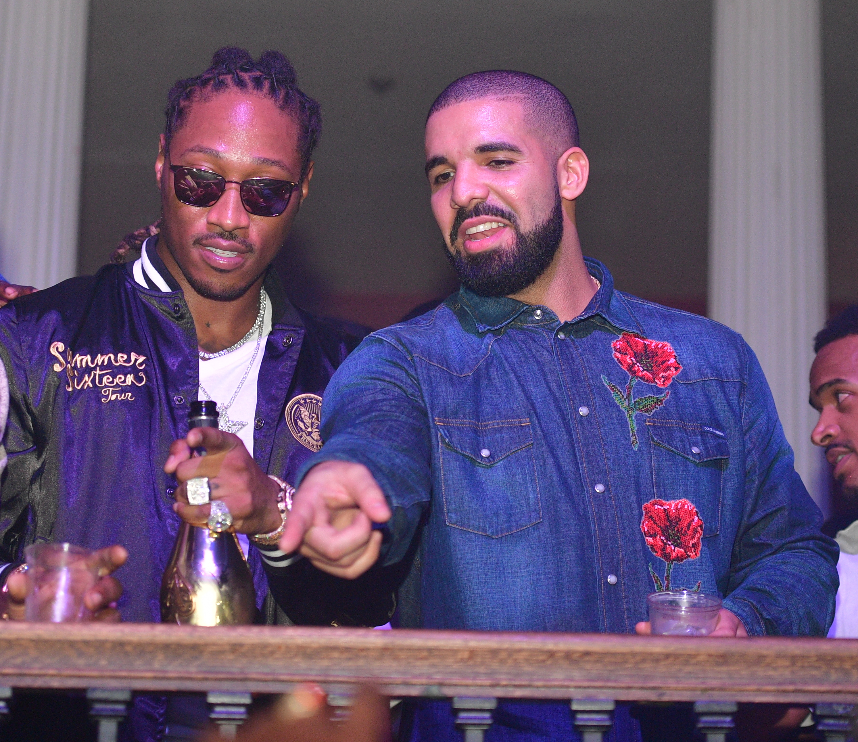 Drake & Future Summer Sixteen Concert After-Party