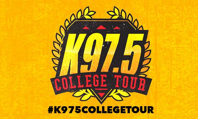 K97.5 College Tour