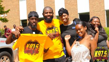 K97.5 College Tour: St. Augustine University