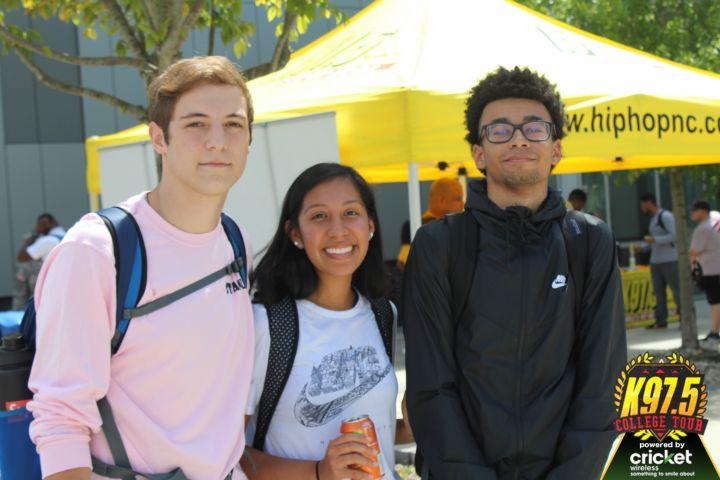 College Tour: Wake Tech