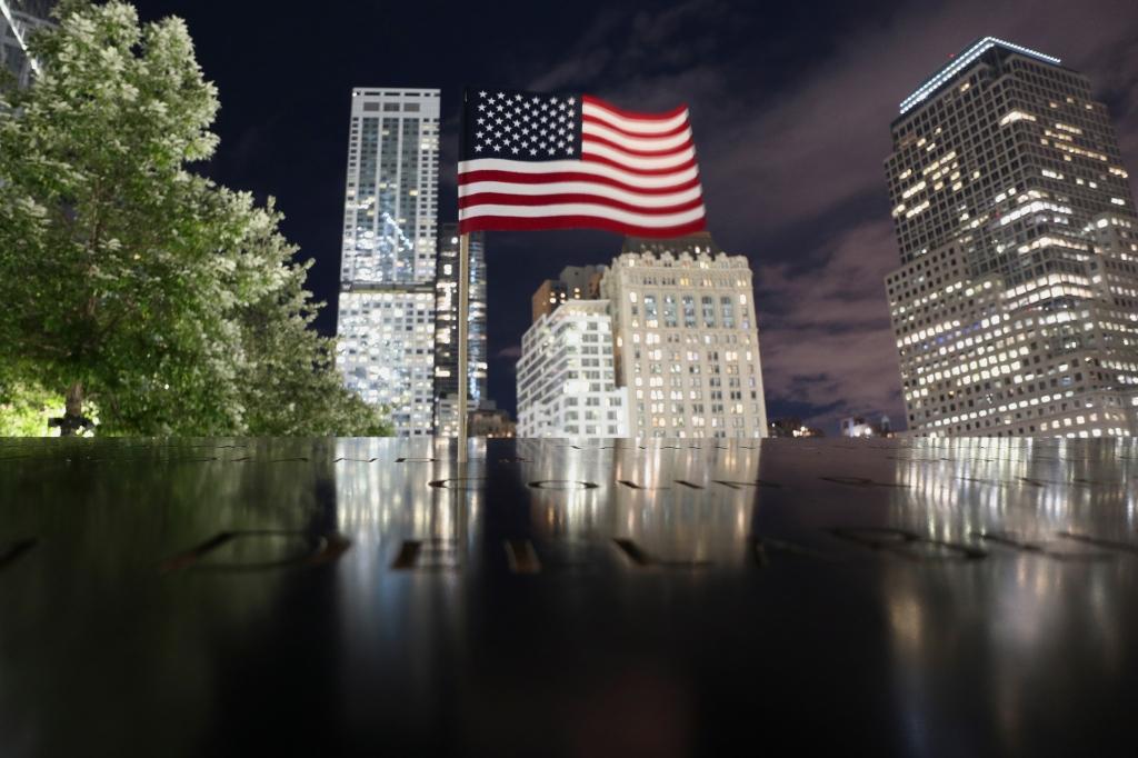 Around One World Trade Center in New York City