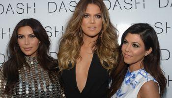 The Kardashian Family Celebrates the Grand Opening of DASH Miami Beach