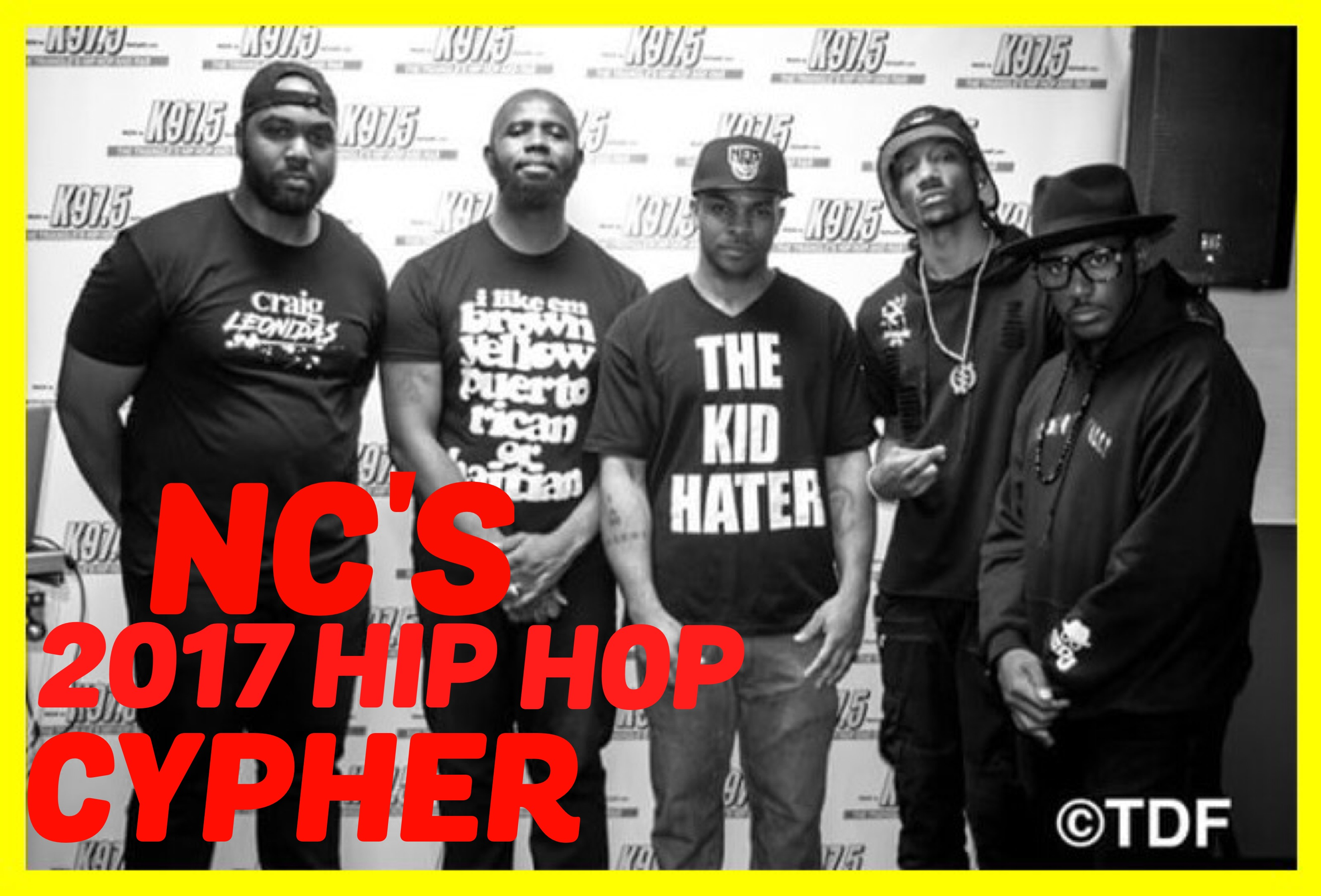 K97.5 Freestyle Cypher