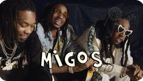 Migos on Montreality