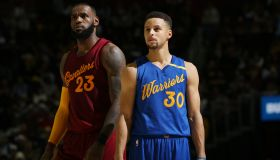 Golden State Warriors v Cleveland Cavaliers