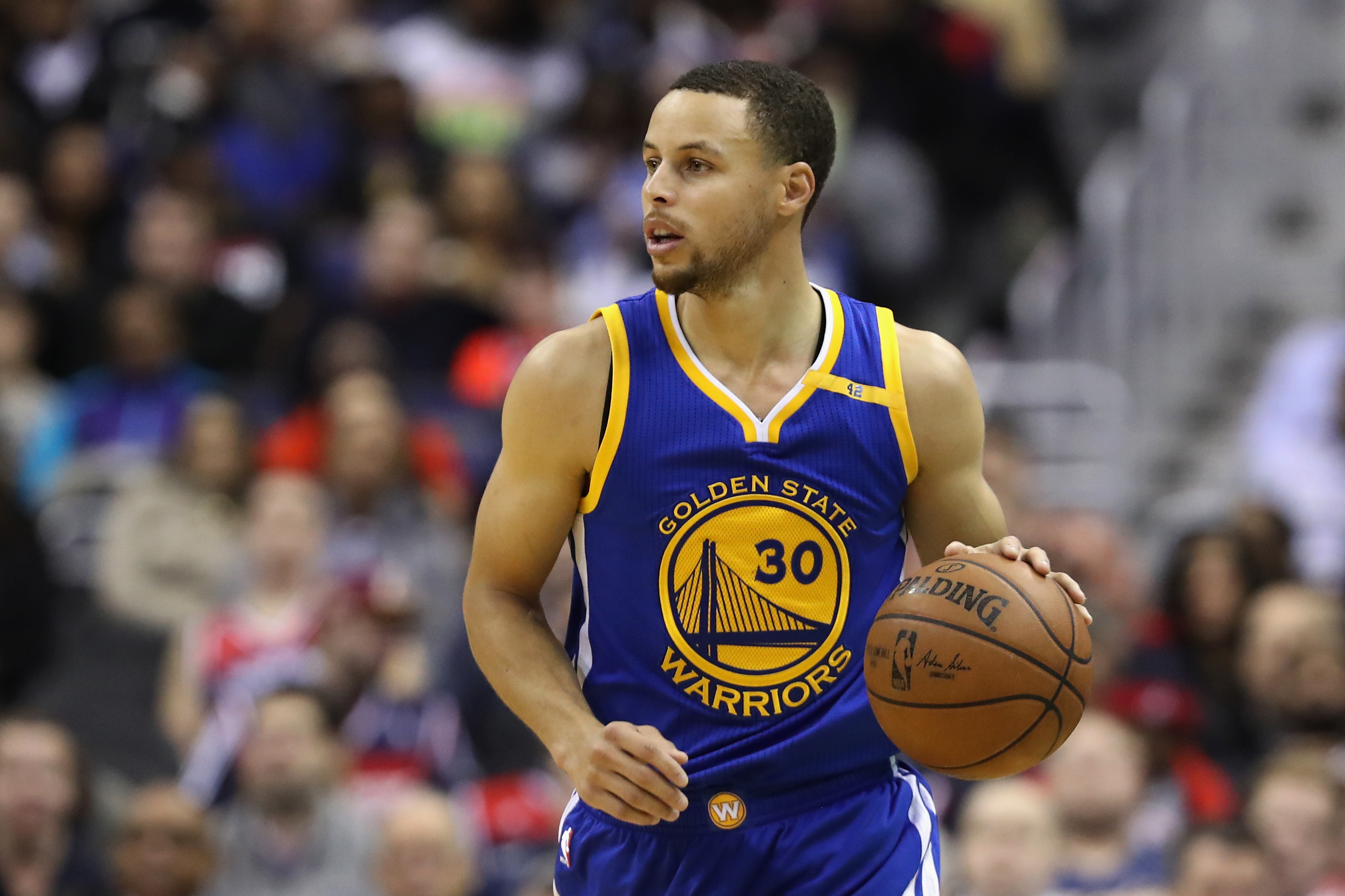 Golden State Warriors v Washington Wizards