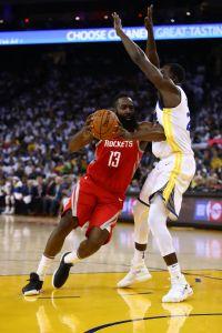 Houston Rockets v Golden State Warriors