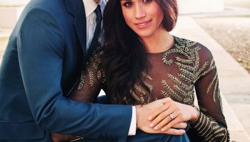 Prince Harry And Meghan Markle Engagement