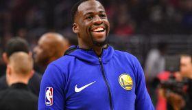 NBA: JAN 06 Warriors at Clippers