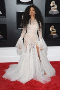 60th Annual Red Carpet Grammy Awards Arrivals