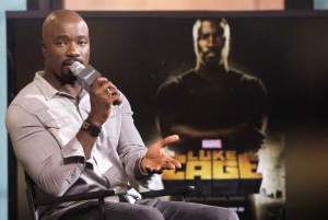 BUILD Speaker Series Presents Mike Colter Discussing 'Luke Cage'