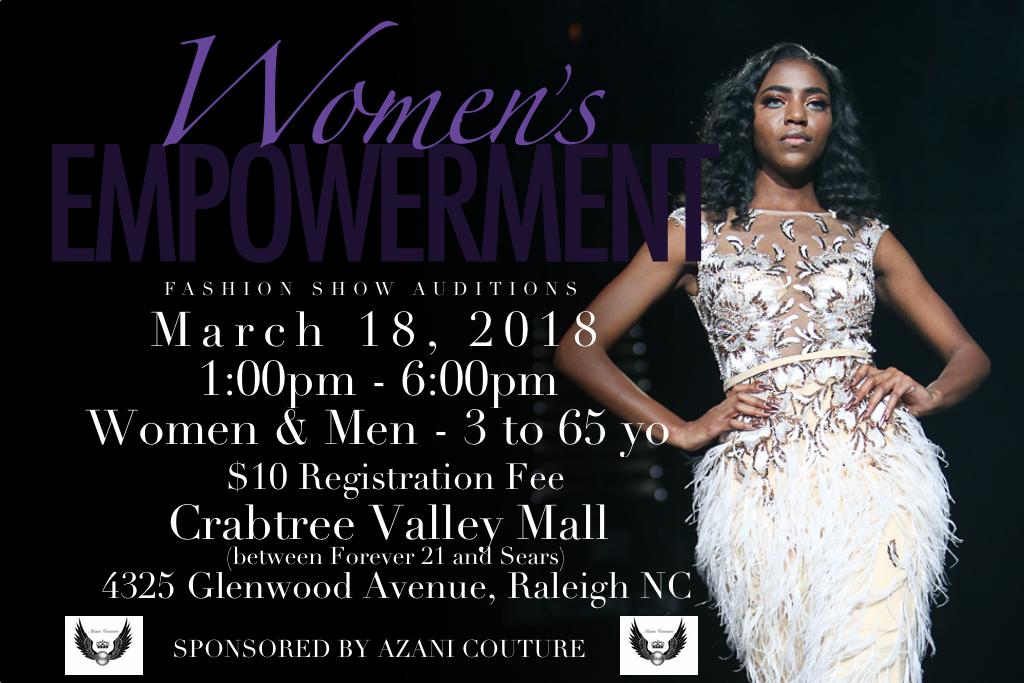Women's Empowerment Fashion Show