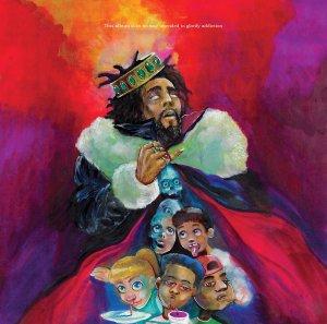 J. Cole KOD cover