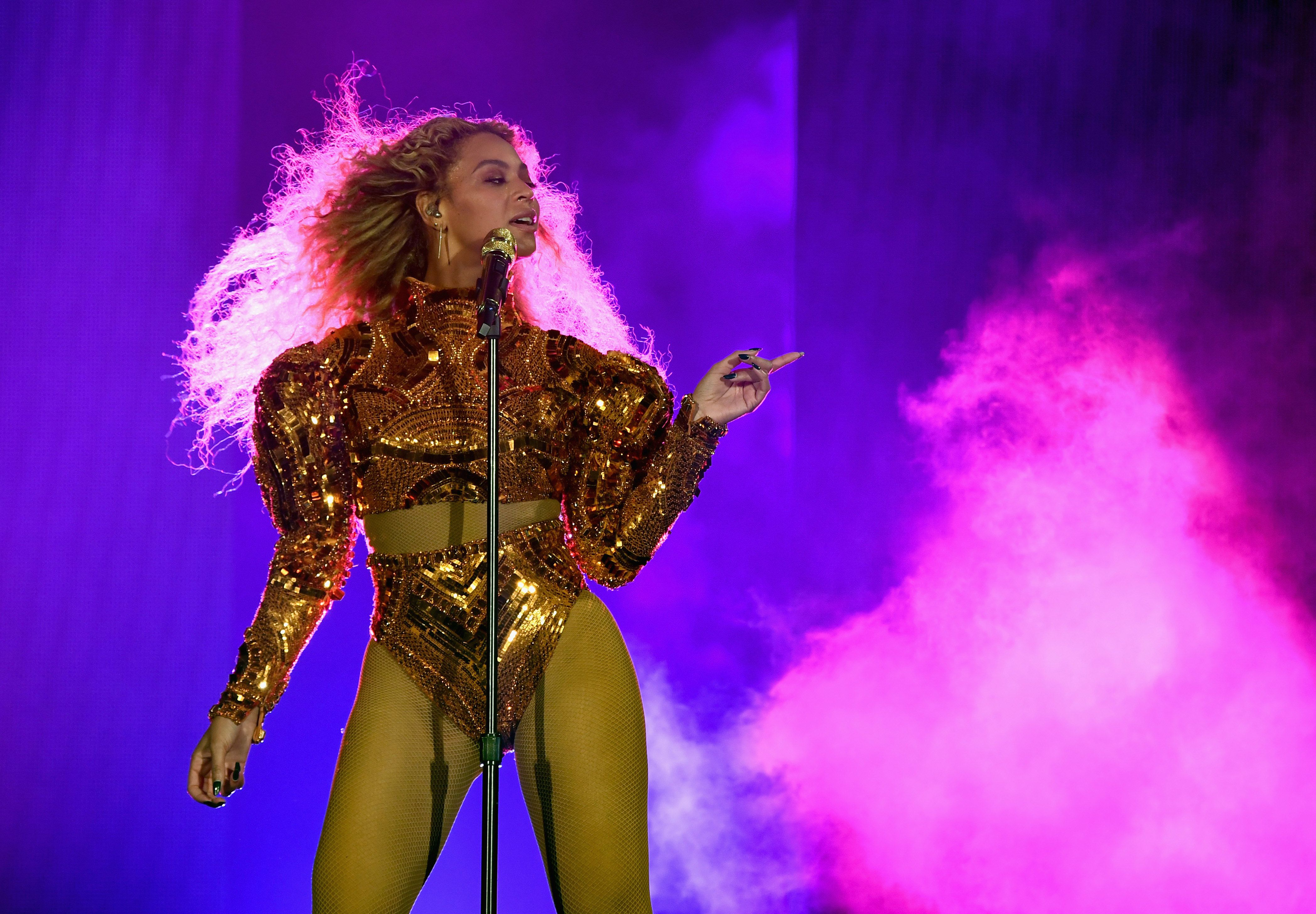 """Beyonce """"The Formation World Tour"""" - Houston"""