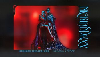 Future and Nicki Minaj NickiHndrxx tour