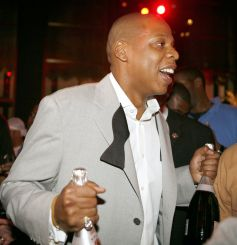 "Jay-Z Celebrates the 10th Anniversary of ""Reasonable Doubt"" - Inside"