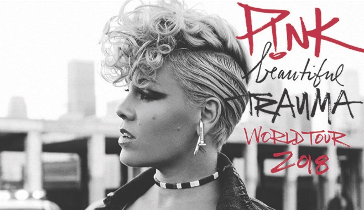 Pink Beautiful Trauma World Tour 2018