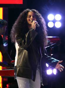 Ella Mai/ 2018 BET Awards -Show