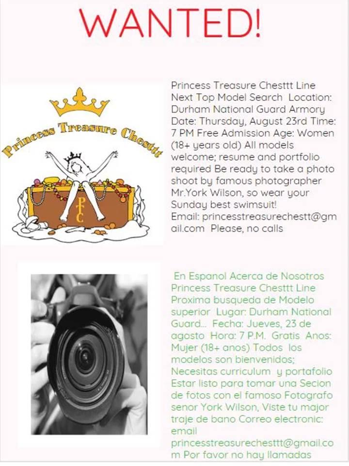 Princess Treasure Chesittt