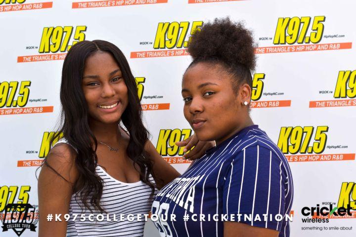 K975 College Tour Vance Granville Community College 8.16.2018