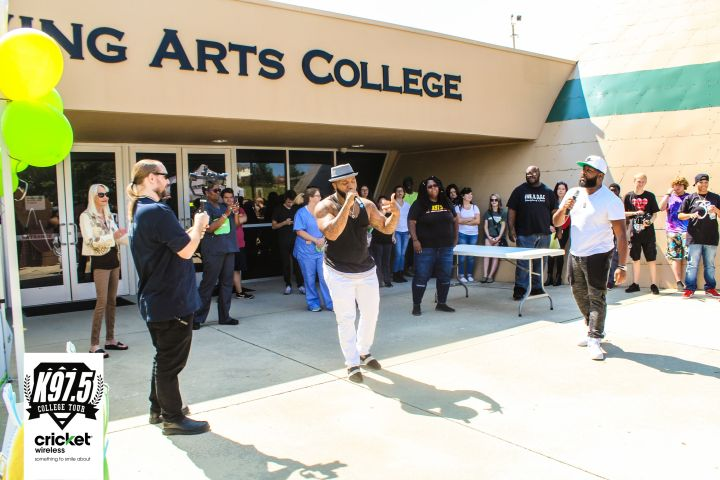 K975 College Tour Living Arts College