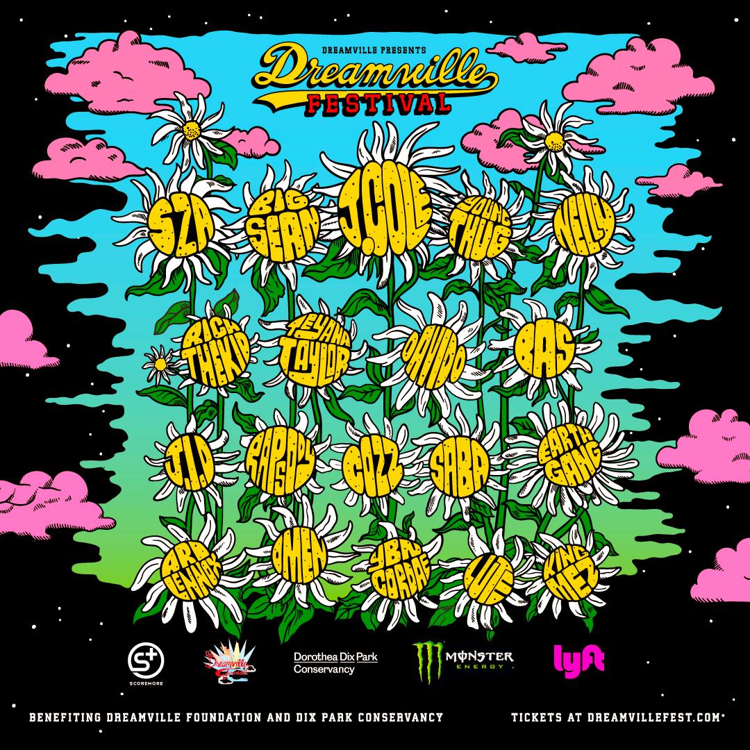 Dreamville Line UP