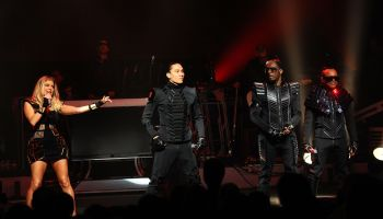 Chase Presents The Black Eyed Peas 'Concert 4 NYC' Dress Rehearsal Show Benefiting the Robin Hood Foundation