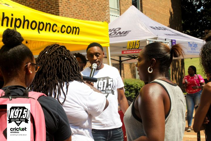 #K975CollegeTour: St. Augustine's University