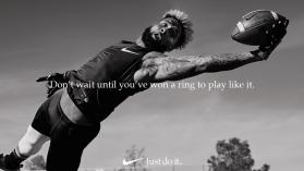 Odell Beckham Jr. - Nike Just Do It campaign