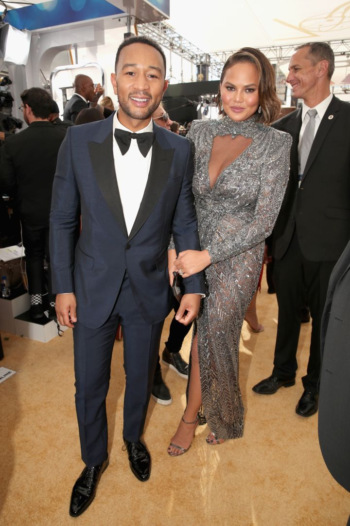 NBC's '70th Annual Primetime Emmy Awards' – Red Carpet