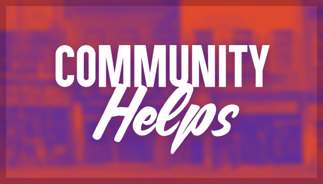 community helps