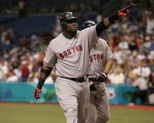 Tampa Bay Devil Rays vs Boston Red Sox - September 20, 2005
