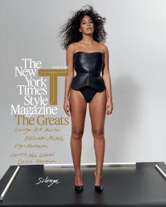 Solange for T Magazine