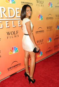 Premiere Of NBC's 'Law & Order: Los Angeles' - Arrivals