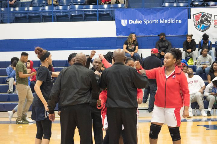 Durham Holiday Classic Day Two