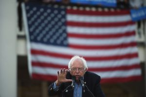 Bernie Sanders - Monterey, CA