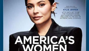 Kylie Jenner on Forbes