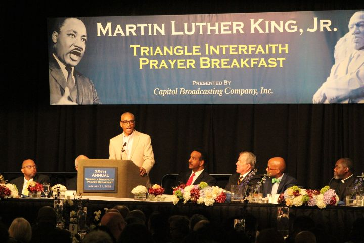 Martin Luther King Jr Raleigh
