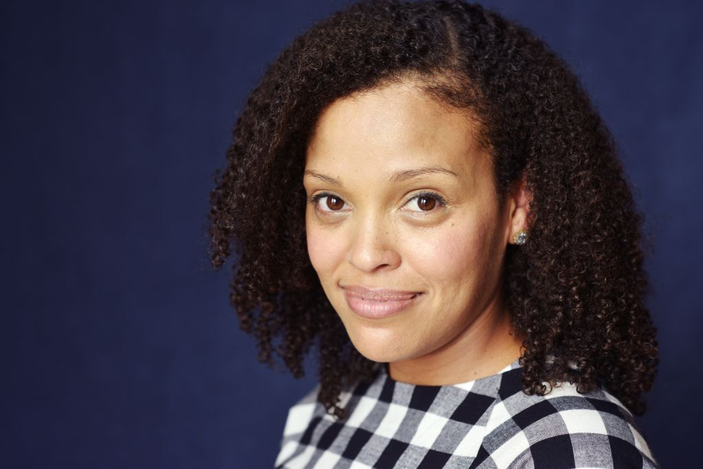 Jesmyn Ward Portrait Session