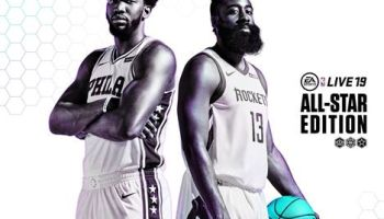 "'NBA Live 19: All-Star Edition"""